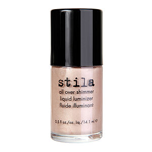 beauty trends, Trend-Filled Thursdays, gold beauty products, makeup, Stila All Over Shimmer Liquid Kitten