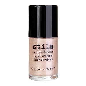 beauty trends, Trend-Filled Thursdays, gold beauty products, makeup, Stila All Over Shimmer Liquid Kitten