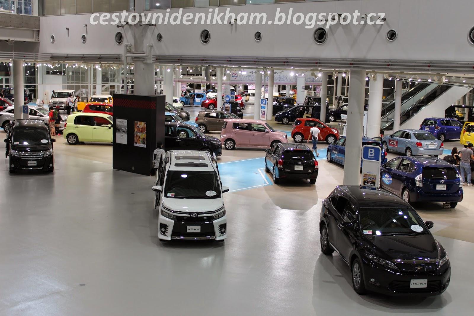 Toyota Showcase Mega Web