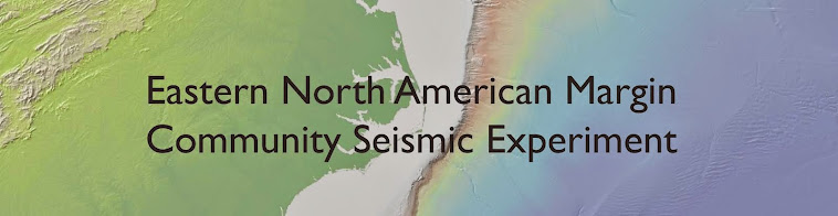 ENAM Community Seismic Experiment