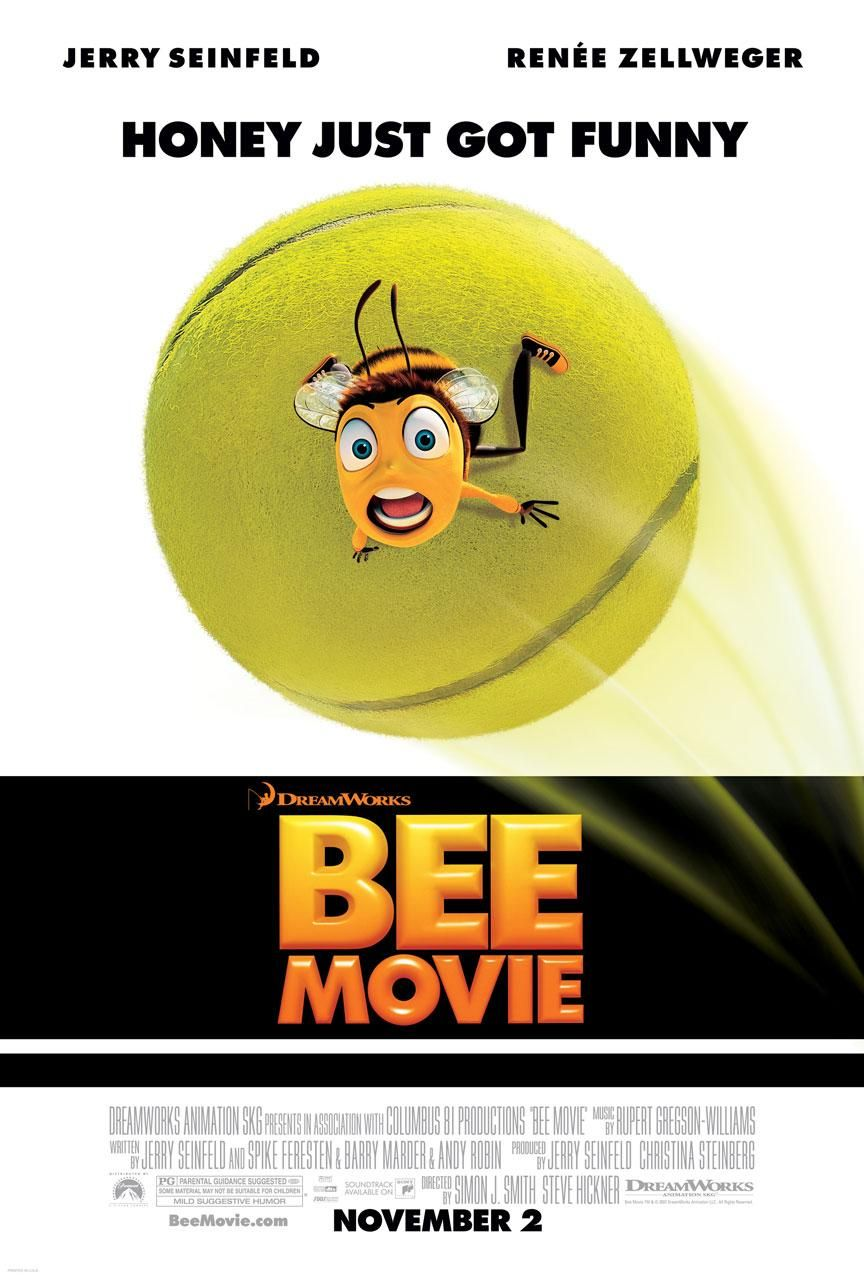 animated film reviews bee movie 2007 not that theres
