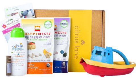 Mama Nibbles Citrus Lane Organic Box Order For A Limited Time