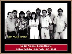 Lailton Araújo, Banda Moxotó e Artium Estúdios