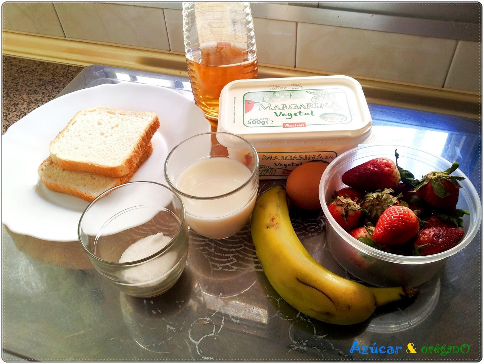 Desayuno franc s az car y or gano for Desayuno frances tradicional