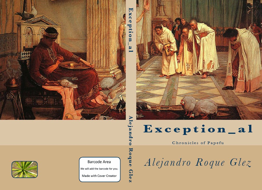 Exception_al. Chronicles of Papefu at alejandroslibros.com
