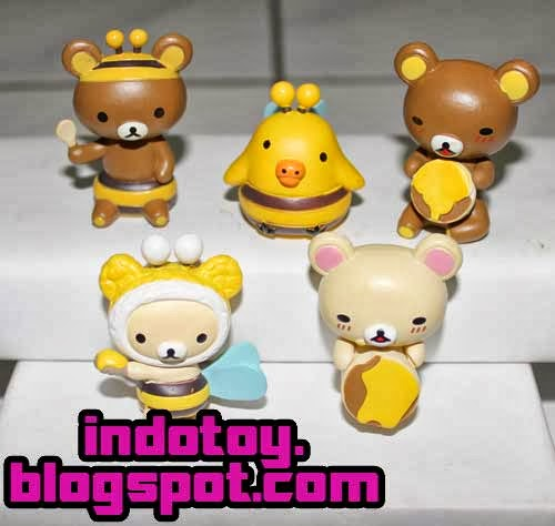 Jual Action Figure : Rillakuma Mini Figure