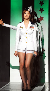 Im Yoona Korean Cute Girl Singer Beautiful Uniform Photo 1