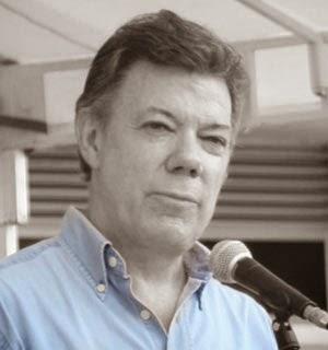 Juan Manuel Santos Calderón Timochenko