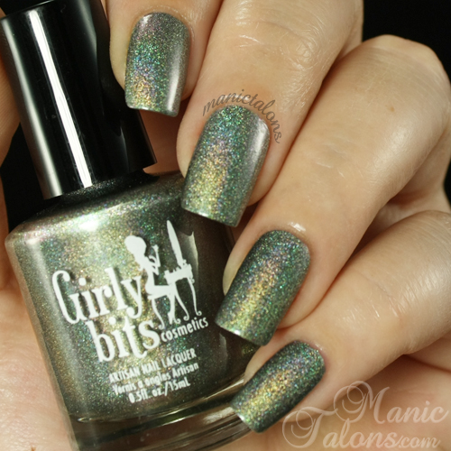Girly Bits Lacquer D!ck In a Box Swatch