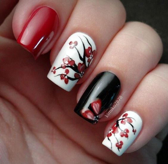 Amazing nail art creations gallery prinsesfo Gallery