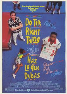 """ESPECIAL VERANO. DIA 2: """"Haz lo que debas"""" (1989) de Spike Lee."""