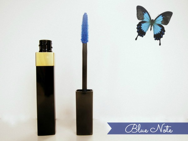 Chanel Inimitable Waterproof Mascara Blue Note