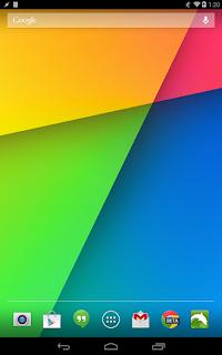 "Empiezan a llegar OTAs de Android 4.4 ""capadas"", launcher android 4.4 nexus 4"