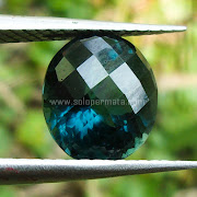 Batu Permata London Blue Topaz - SP910