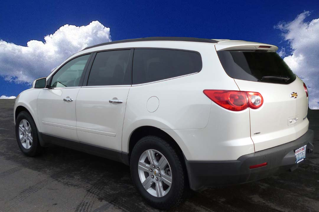 gamblin motors 2012 chevrolet traverse 2lt. Cars Review. Best American Auto & Cars Review