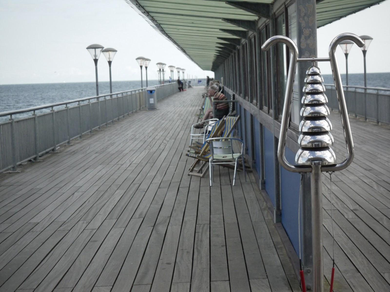 pier bournemouth angleterre