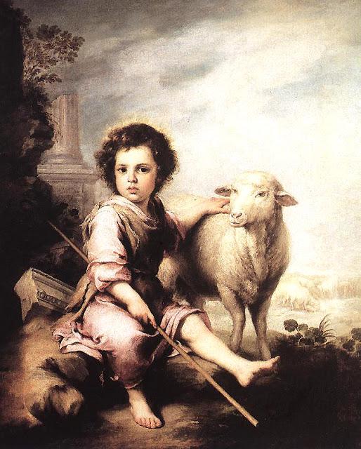 El niño pastor