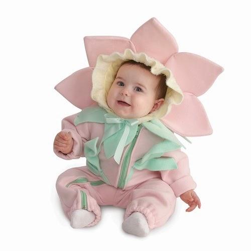 Photo bébé fleur photographe