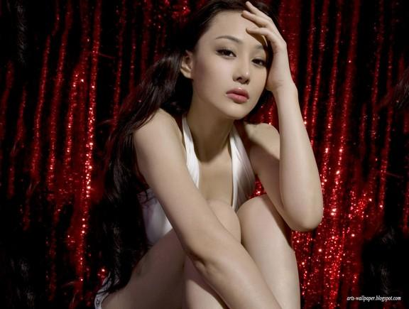 Girls Beauty Wallpaper Zhang Xinyu 57