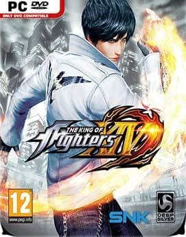 The King of Fighters 14 Jogos Torrent Download capa