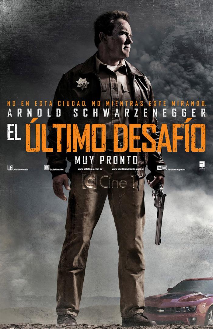 El Ultimo Desafio [2013] [Dvdrip] [Latino] [1 Link]