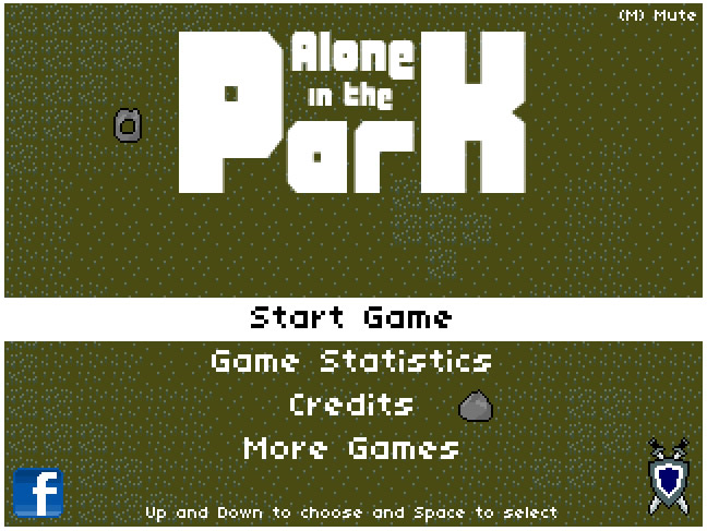 Armor Game : Alone In The Park