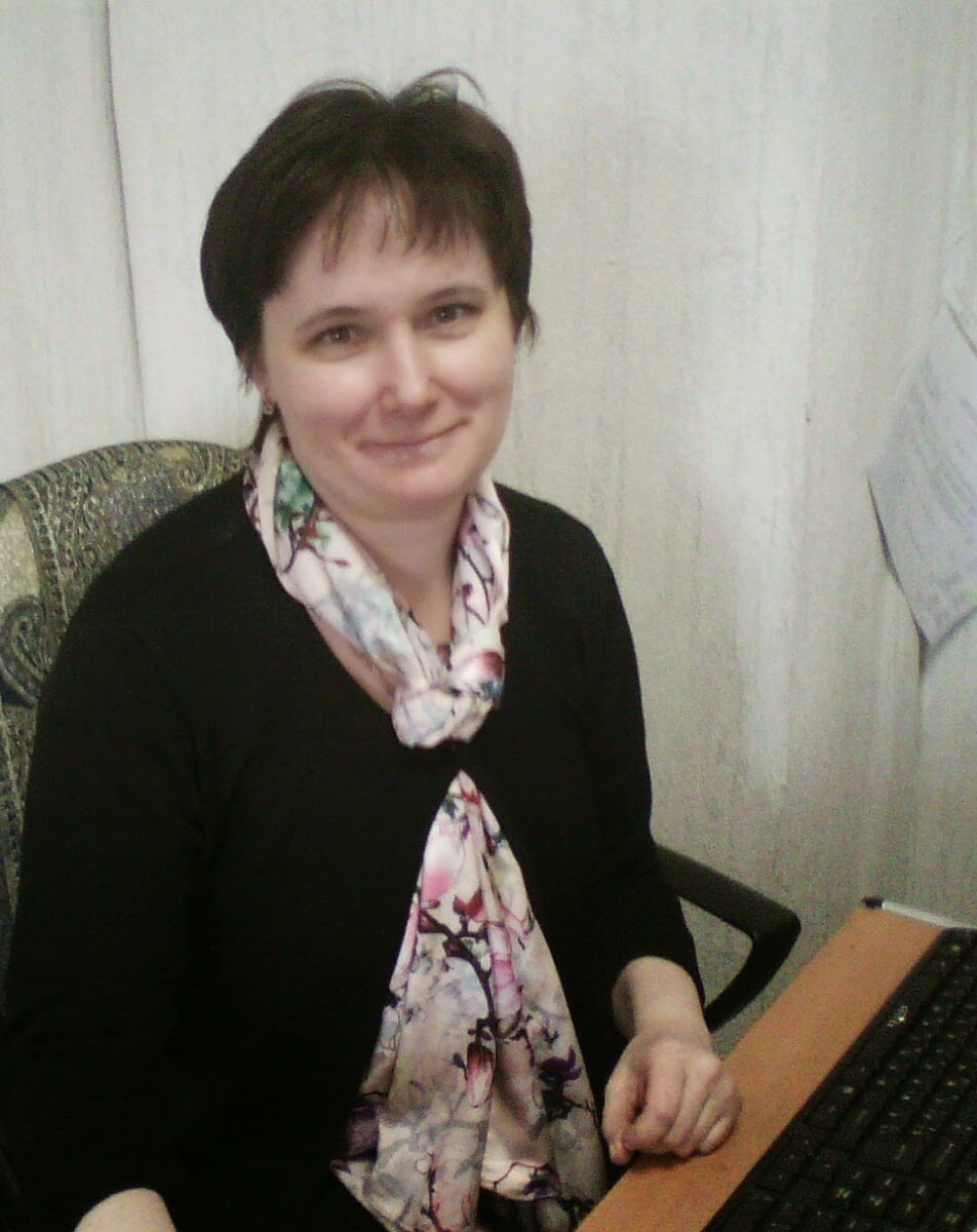 Наталья Лаверычева