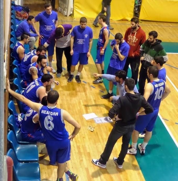 Στη Β΄ κατηγορία η Νέα Ραιδεστός-Οδυνηρή εντός έδρας ήττα από το ΠΚ Νεάπολης