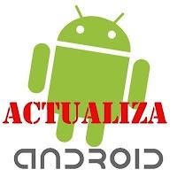 10 Razones Para Rootear  Tablet Android Actualizar Android a su ultima version