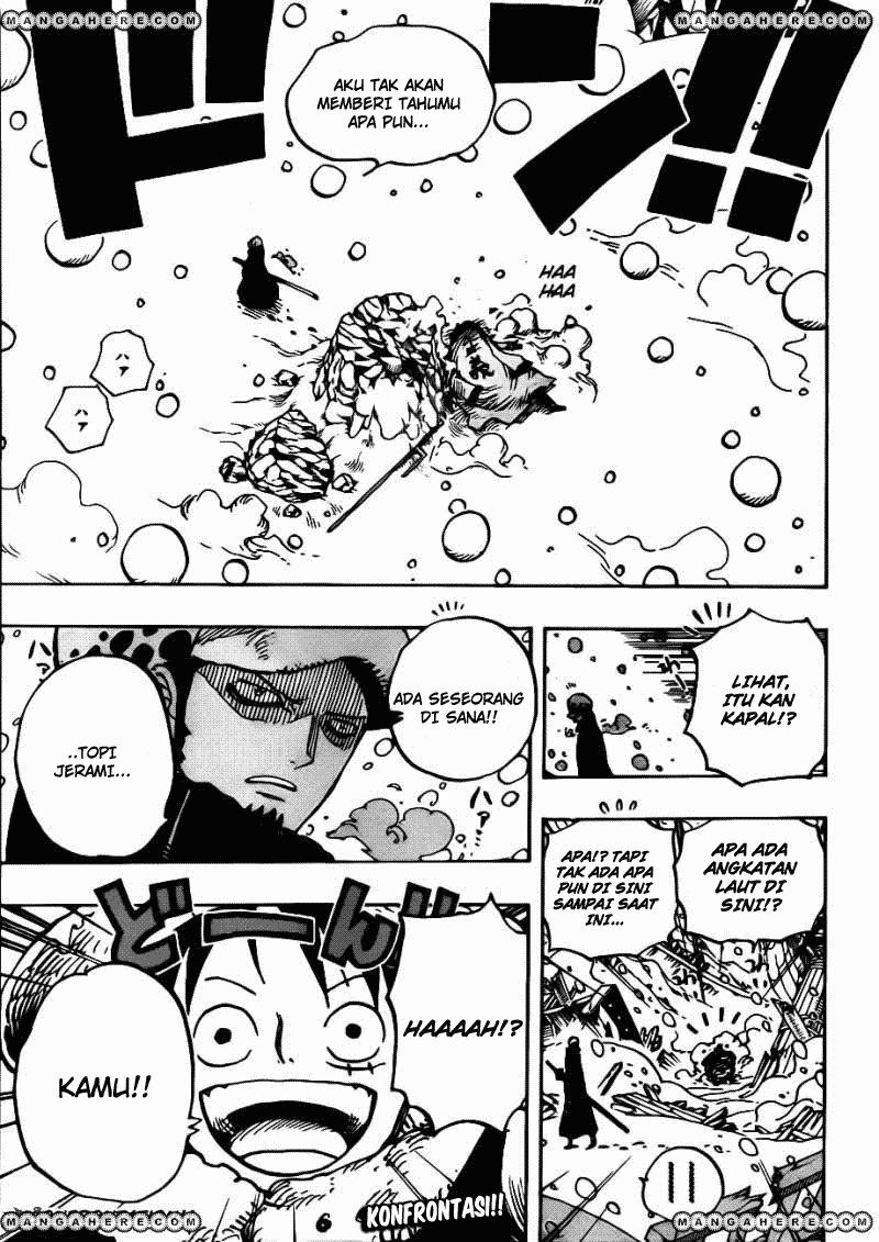 Baca Manga, Baca Komik, One Piece Chapter 662, One Piece 662 Bahasa Indonesia, One Piece 662 Online