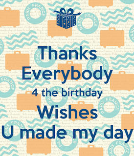 Birthday thank you sayings and messages thank you birthday thank you sayings and messages m4hsunfo Images