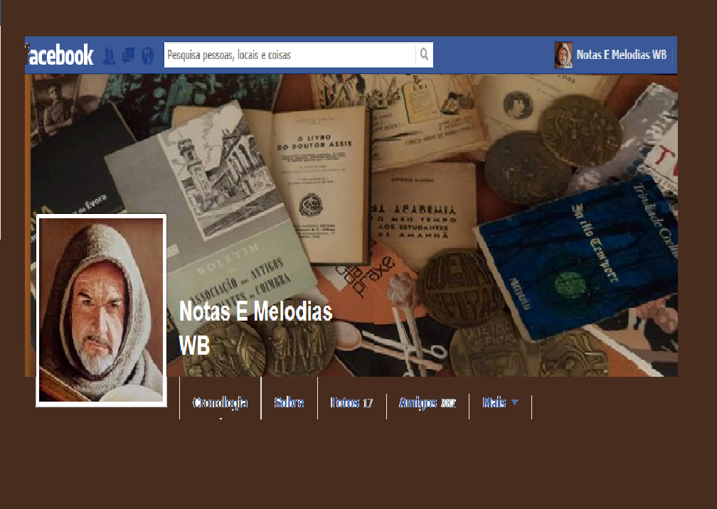 Notas&Melodias no Facebook
