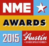 NME Awards 2015 Royal Blood, The Vaccines and Run The Jewels