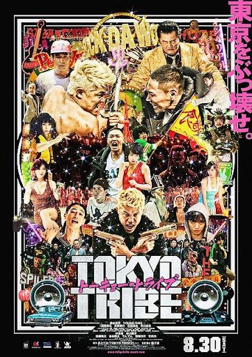 Phim Băng Đảng Tokyo-Tokyo Tribe