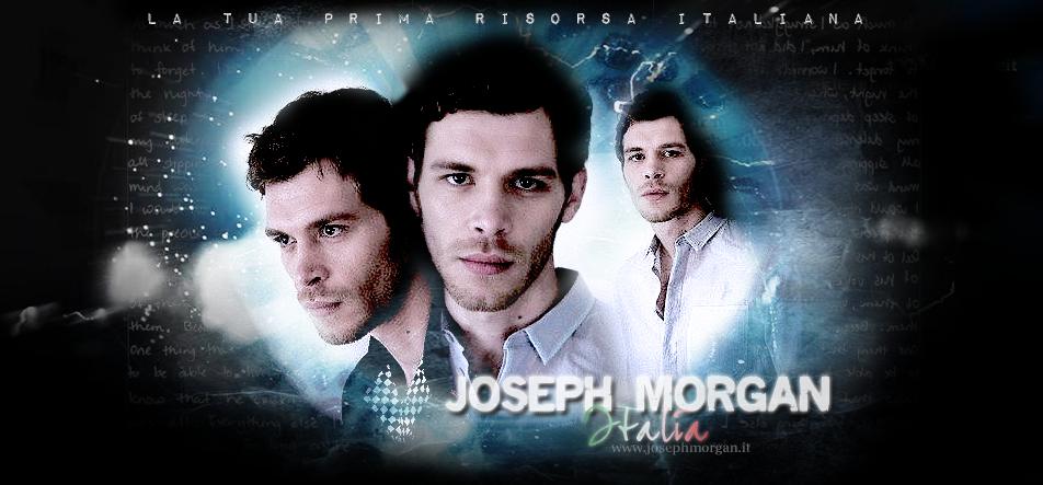 Joseph Morgan Italia