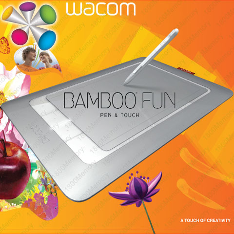 Bamboo Fun Tablet6