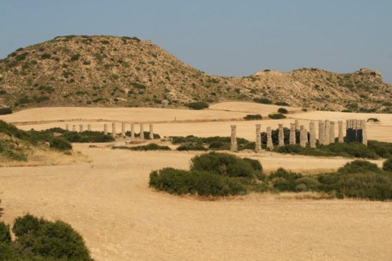 Acueducto Romano de Los Bañales