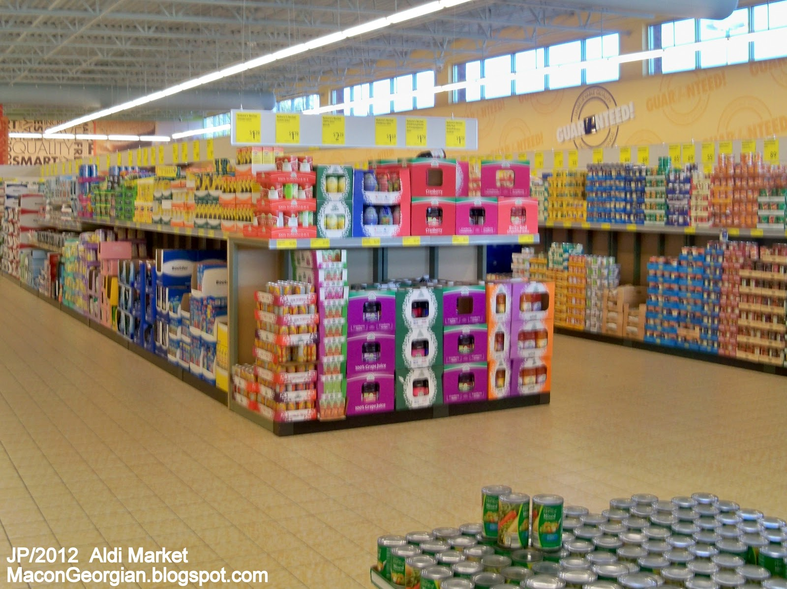 Aldi Food Market Grocery Stores