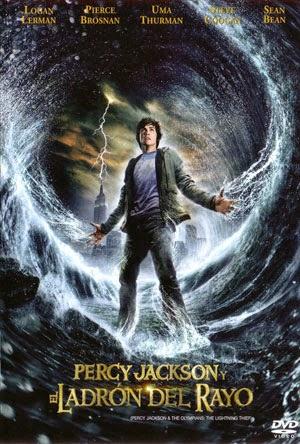Percy Jackson Y El Ladron Del Rayo (2010) DVDRip [Español Latino][Un Link][Fantástico