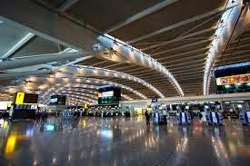 Bandara Heathrow London, Inggris