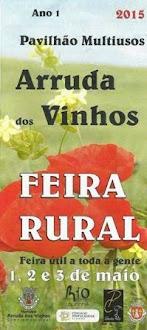 Feira Rural em Arruda dos Vinhos