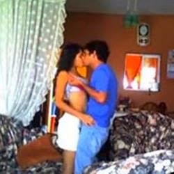 Aproveitou que  a cunhada novinha tava sozinha em casa - http://videosamadoresdenovinhas.com