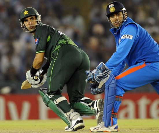 India vs Pakistan 2nd ODI Live Jan 3, 2013