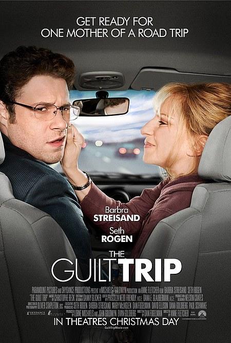 Chuyến Phiêu Lưu Ý Nghĩa - The Guilt Trip