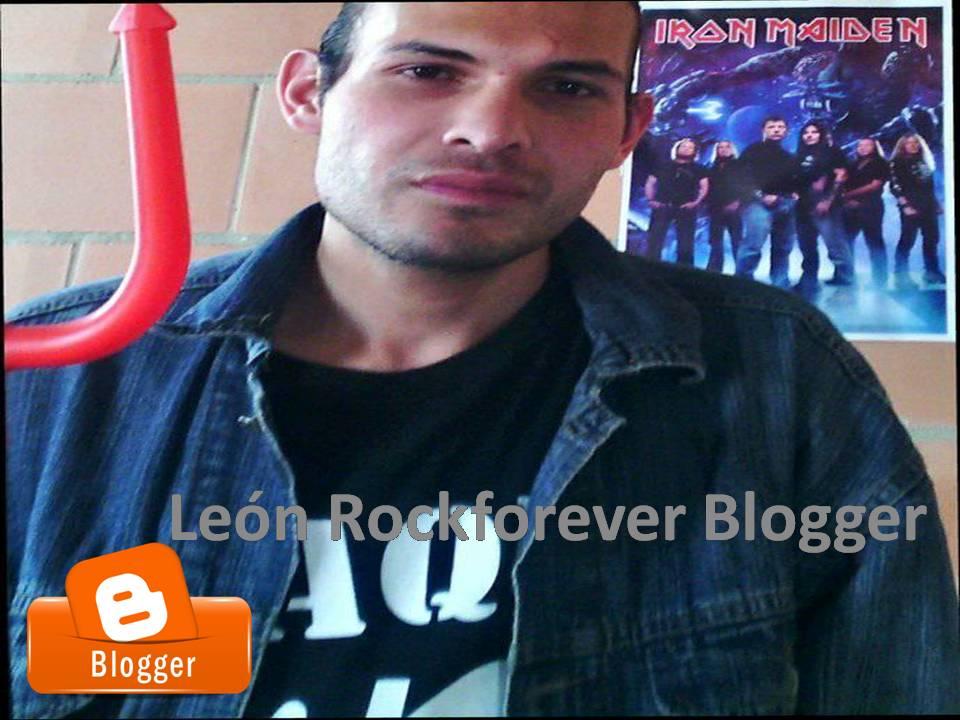 León Rockforever Blogger