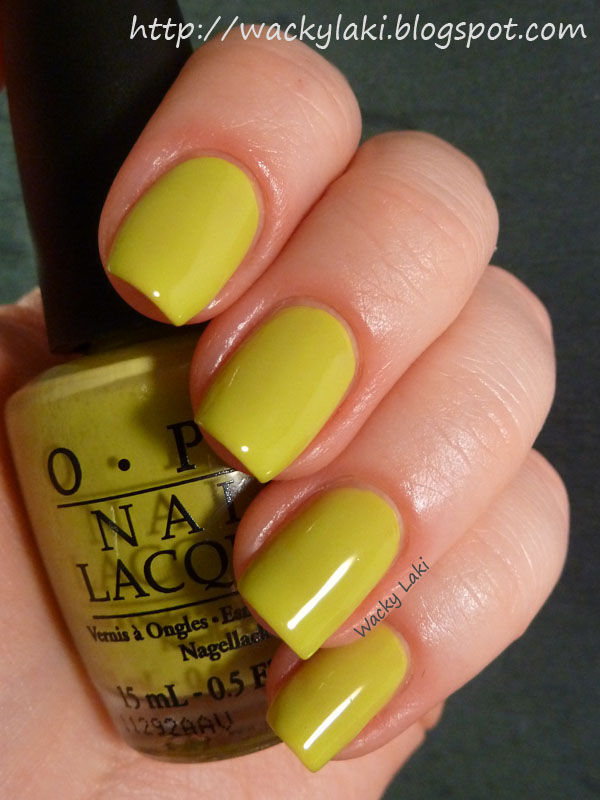Wacky Laki: OPI - Nicki Minaj Collection - Swatches & Review
