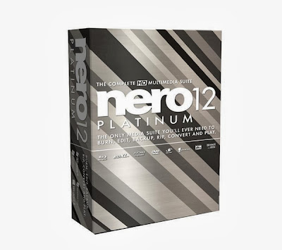 Nero 12 Platinum Download Free For PC Full Version