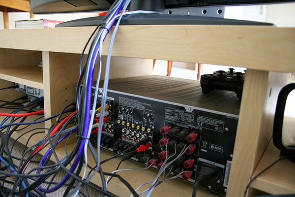 Media Room Wiring - WIRE Center •