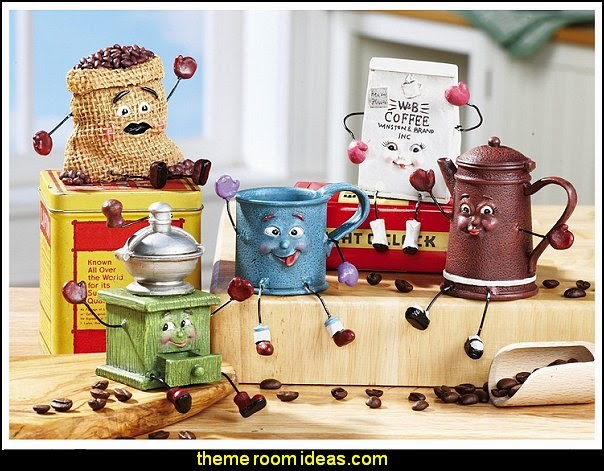 Theme Decor Coffee Themed Decorating Ideas Coffee Themed Kitchen
