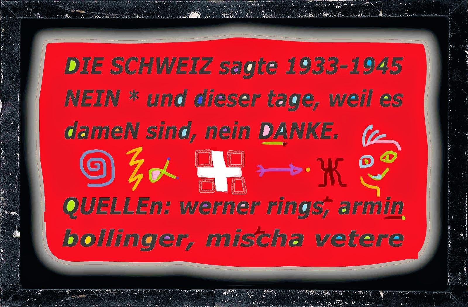 SCHWEIZ didier burkhalter FASCHISMUS suisse it nsa anne-marie blanc armin bollinger vetere rings